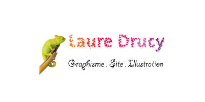 Laure Drucy : Graphiste, Illustratrice et webmaster