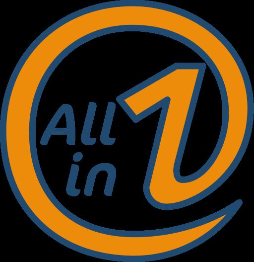 Logo All in One - Corporate LinX; Solutions de Gestion P2P, de Reverse Factoring Collaboratif et d'Escompte Dynamique.