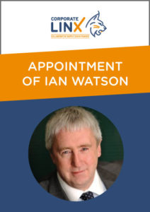 Appointment of Ian Watson